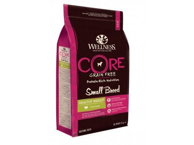 Беззерновой сухой корм для собак Wellness CORE Small Breed Original 1,5 кг
