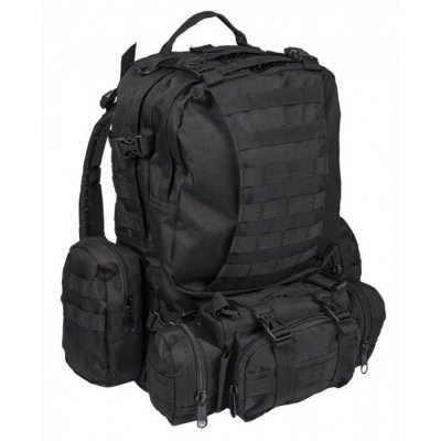 Рюкзак 'DEFENSE PACK' Mil-Tec, цвет Black (36л)