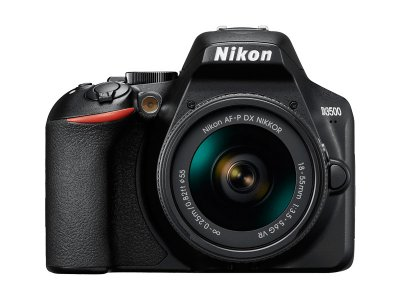 Цифровая камера NIKON D3500 KIT 18-55mm VR / black [VBA550K001]