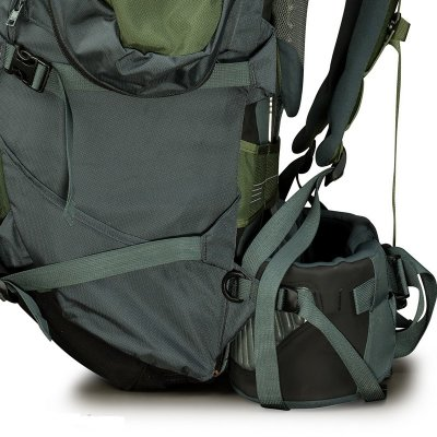 Рюкзак Bergans Alpinist 110 Medium Green/Dark Green